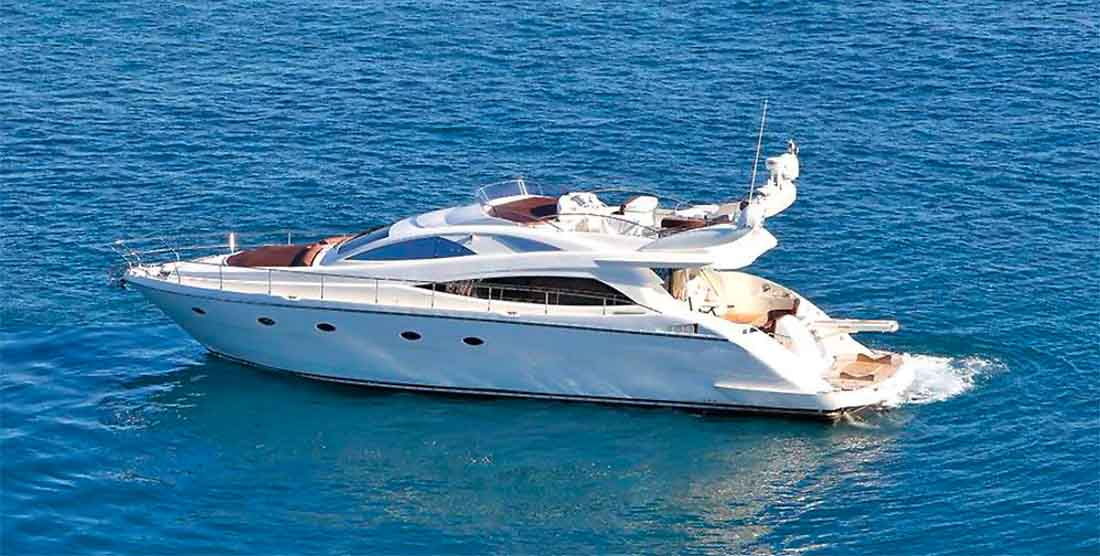 Charter greece motor yacht nell mare hellas yachting for Motor boat rental greece